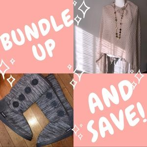 Create a bundle and save some 💵!!